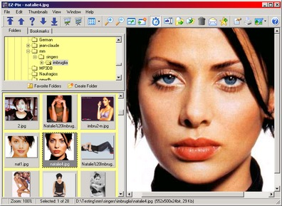 EZ-Pix Rapid Image Viewing Software