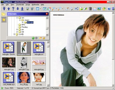 MegaView - Image and Multimedia Viewing Software